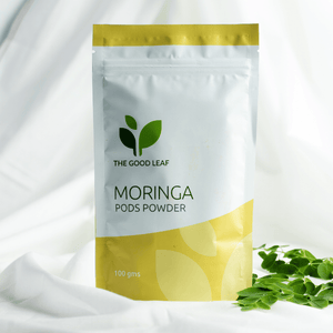 Moringa Pods Powder | The Good Leaf