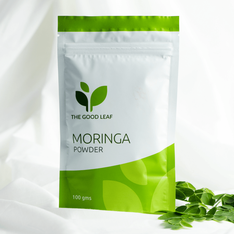 Moringa Powder | The Good Leaf