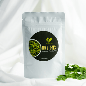 Moringa Rice Mix | The Good Leaf