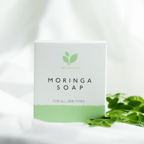 Moringa Soap | The Good Leaf