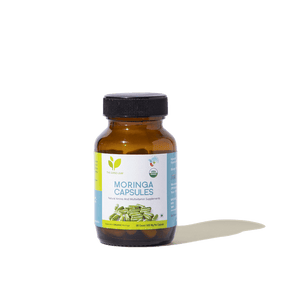 Moringa Capsules | The Good Leaf