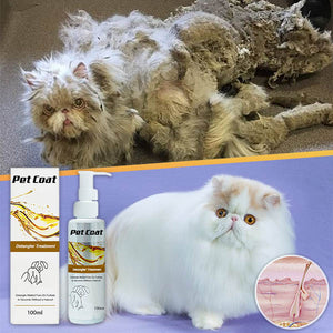 Pet Coat Detangler Treatment