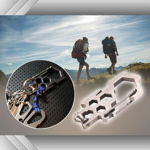 Revo+ Tactical Survival Carabiner (2pcs)