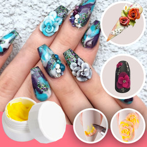 NailDeco+ 4D Sculpture Nail Gel