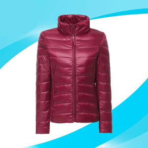 Luxe Thermal Featherlight Down Jacket