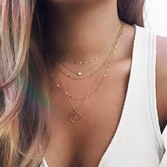 Must-have Stacked Necklaces