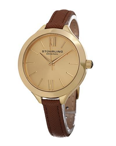 STUHRLING ORIGINAL 975.03 Vogue Brand New Quartz Watch
