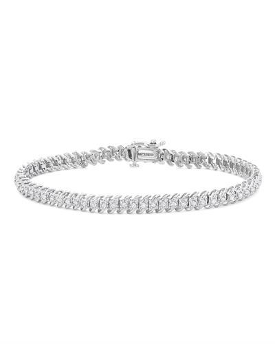 Brand New Bracelet with 1ctw diamond 10K White gold
