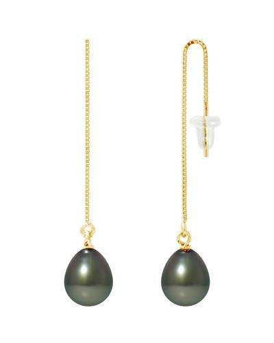 Ateliers Saint Germain Brand New Earring with 0ctw pearl 9K Yellow gold