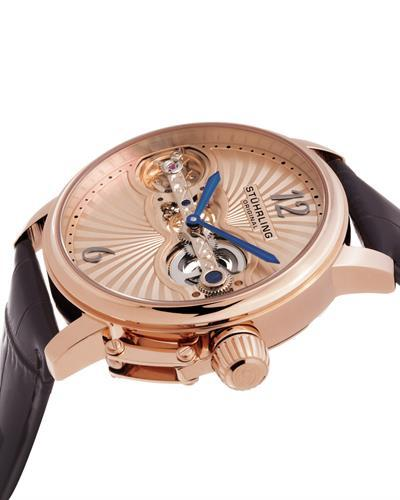 STUHRLING ORIGINAL 729.04 Legacy Brand New Mechanical Watch