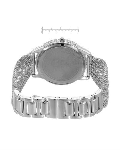 Adee Kaye AK9258-A Brand New Japan Quartz Watch with 0ctw of Precious Stones - crystal and mother of pearl