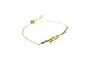SeChic Brand New Bracelet in 14K Yellow Gold