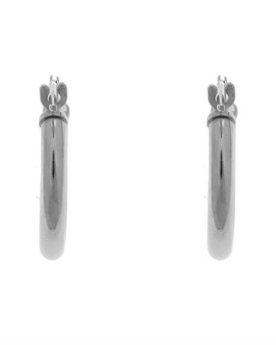 Brand New Earring 14K White gold