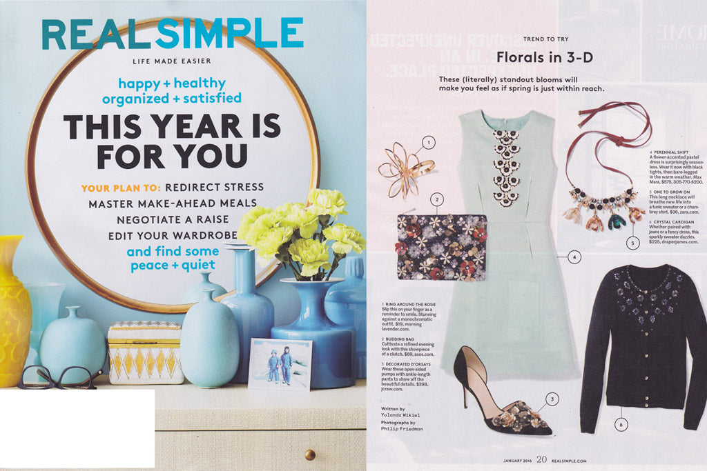 morning lavender in real simple, morning lavender press, real simple 2016 january