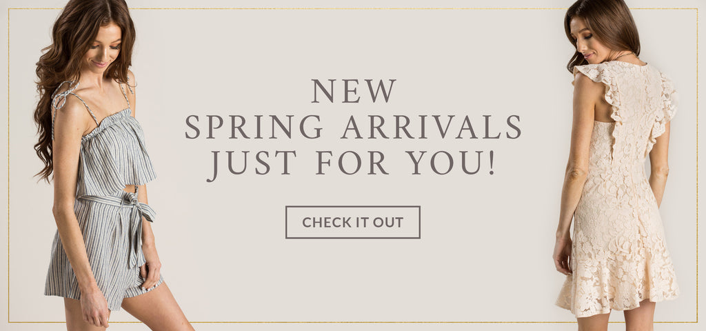 b489f62966f WELCOME TO MORNING LAVENDER. Morning Lavender is a female-owned online  boutique ...