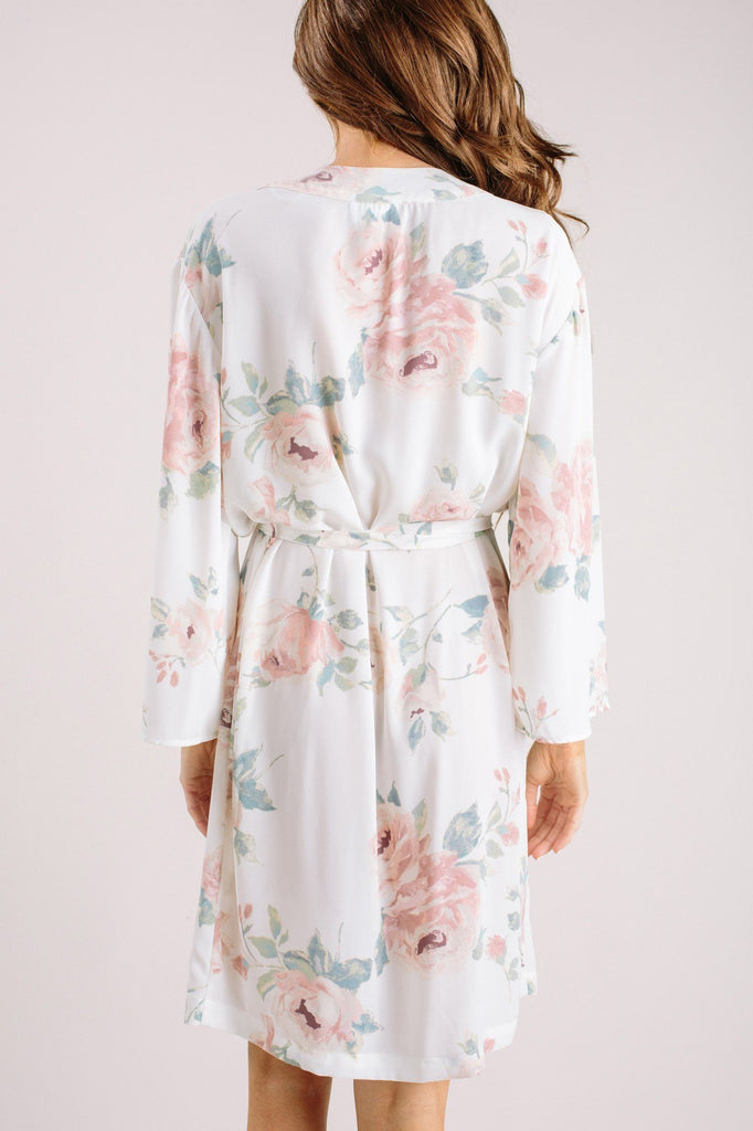Sienna Floral Robe Loungewear & Intimates Everly