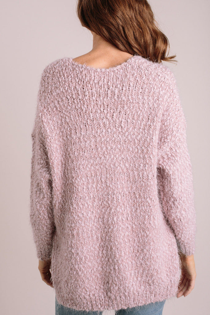 Liv Eyelash Knit Sweater Sweaters Dreamers