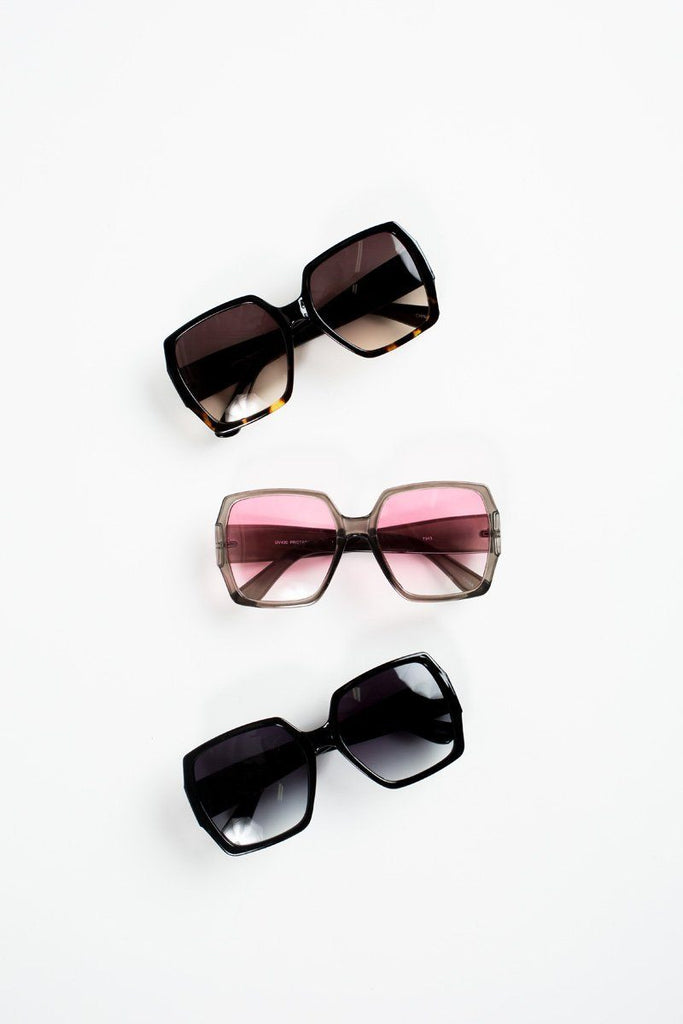 Beverly Square Sunglasses Sunglasses JOIA