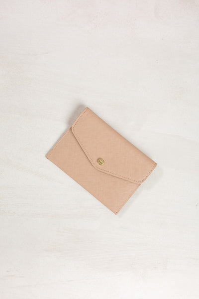 Lindy Taupe Envelope Wallet Handbags MMS Taupe