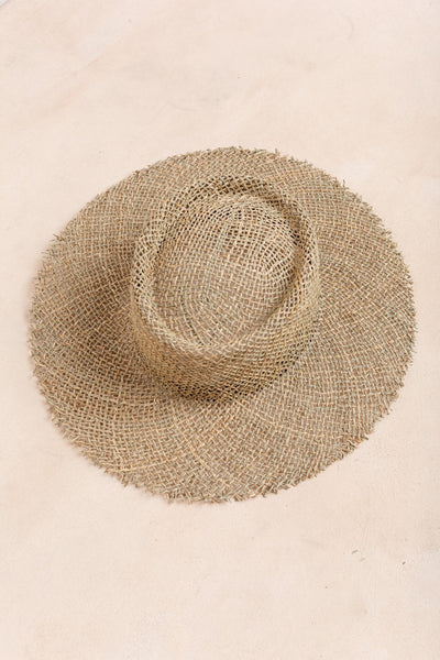 Abigail Rattan Hat Hats Fame Natural