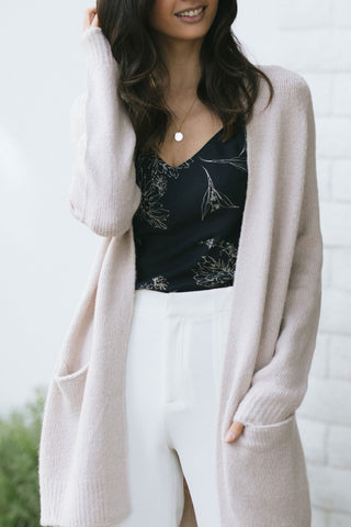 Kacey Soft Knit Cardigan Sweaters Dreamers