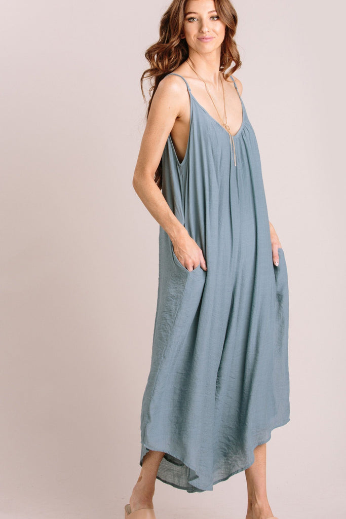 Maeve Relaxed Jumpsuit Jumpsuits WISHLIST