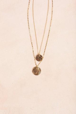 Jayleen Gold Necklace
