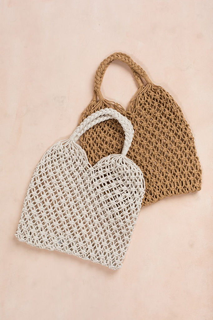 Lina Crochet Bag Handbags Fame