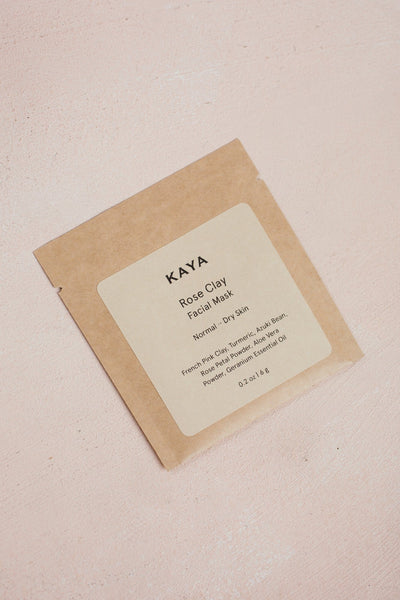 Kaya Face Mask Kaya Rose