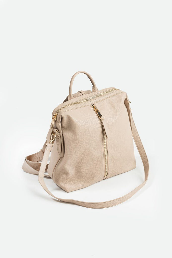 Kenzie Natural Convertible Backpack Handbags Urban Expressions