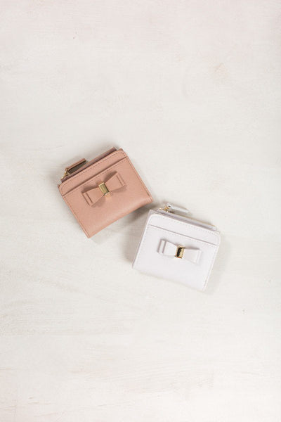 Tiffie Bow Wallet Handbags MMS