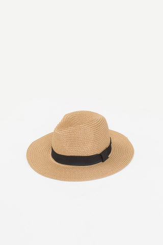 Katrina Tan Straw Hat