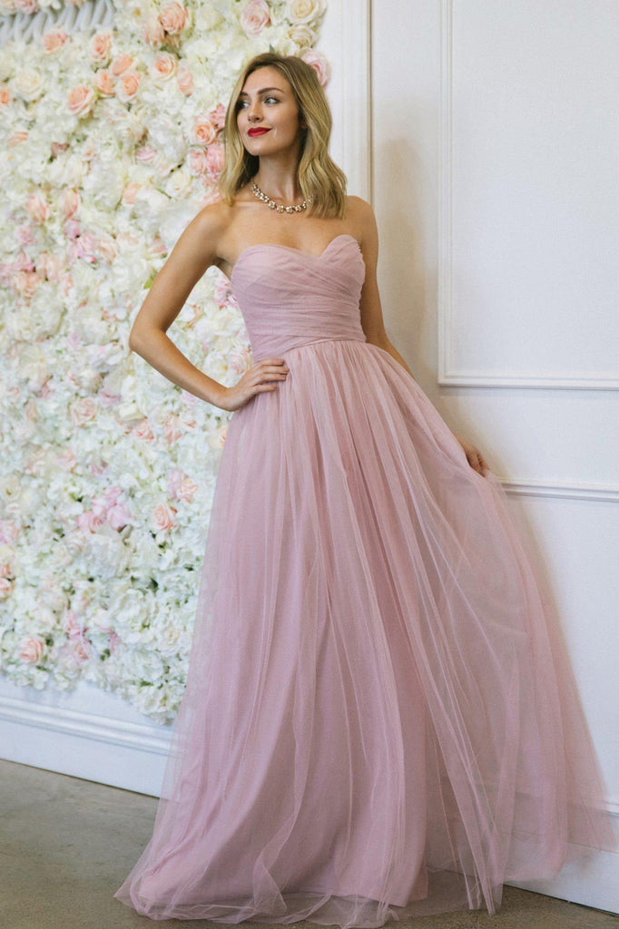 Brielle Tulle Maxi Dress Dresses Maniju