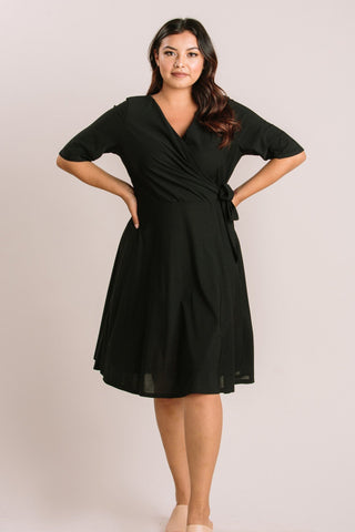 Val Knotted Mini Dress Dresses Gilli