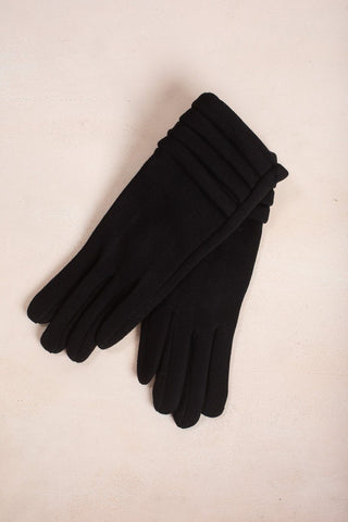 Ellen Black Gloves Gloves Look by M