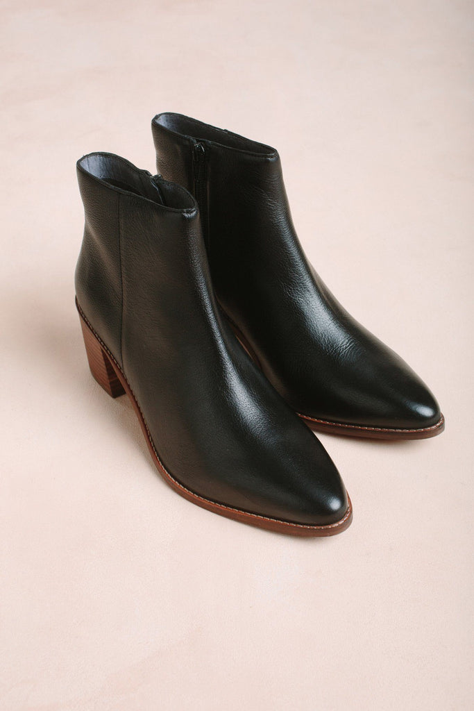 Seychelles For the Occasion Ankle Boots Shoes Seychelles Black 6