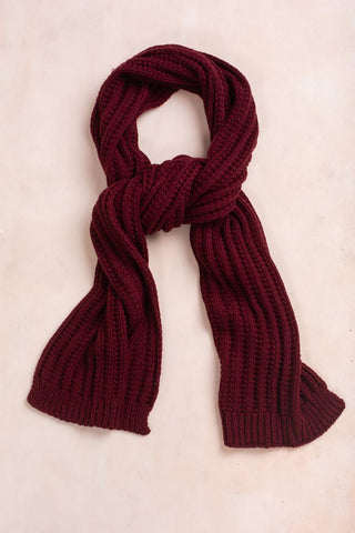 Samantha Knitted Scarf