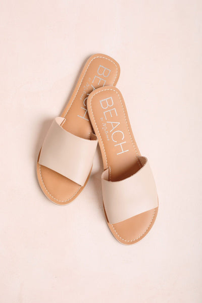 Matisse Cabana Sandal Shoes Matisse Natural 6