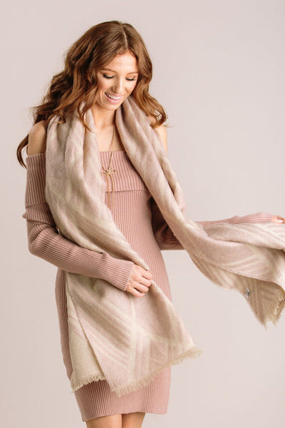 Colleen Scarf Scarf Joia Pink