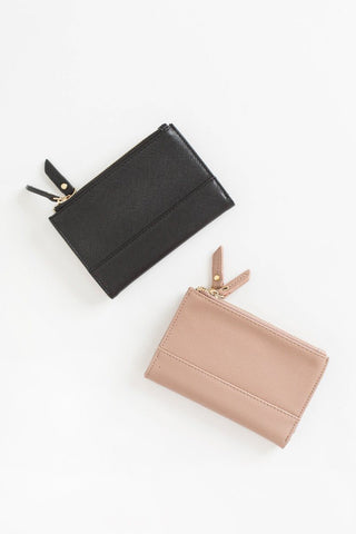Angela Mini Bi-Fold Wallet