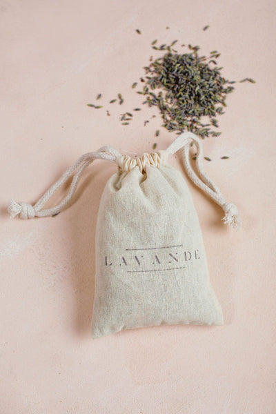 Lavender Bud Sachet Home Accessories Lavande