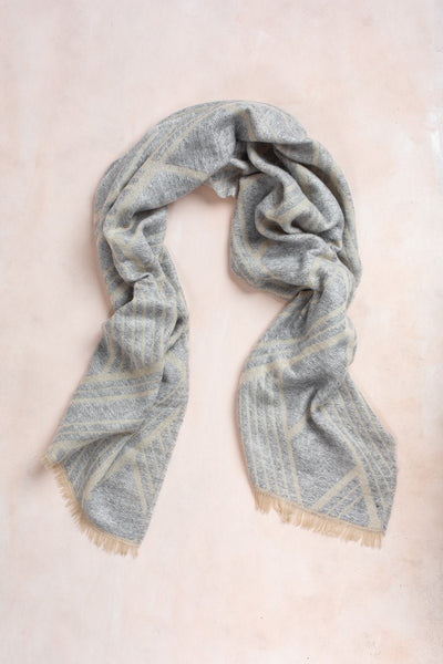 Colleen Scarf Scarf Joia Grey