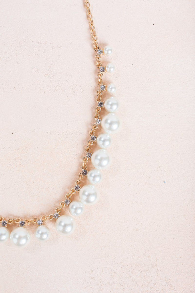 Pauline Pearl Necklace