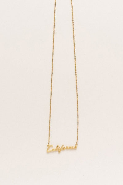 Susan Gold California Necklace Necklaces Other