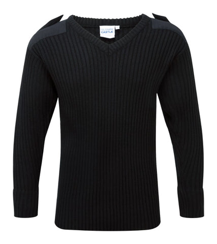 Fort V-Neck Combat Jumper