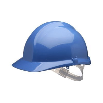 1100 Full Peak Safety Helmet
