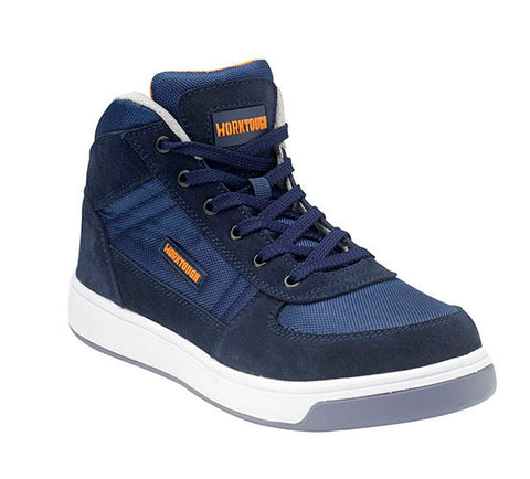 Worktough Fleet Navy Boot
