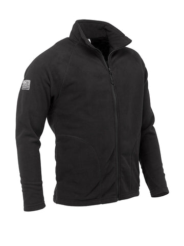JCB Full Zip Micro Fleece