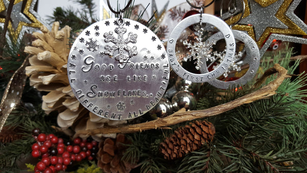 Christmas Ornament Countdown - Order Your Handmade Christmas Ornaments NOW!