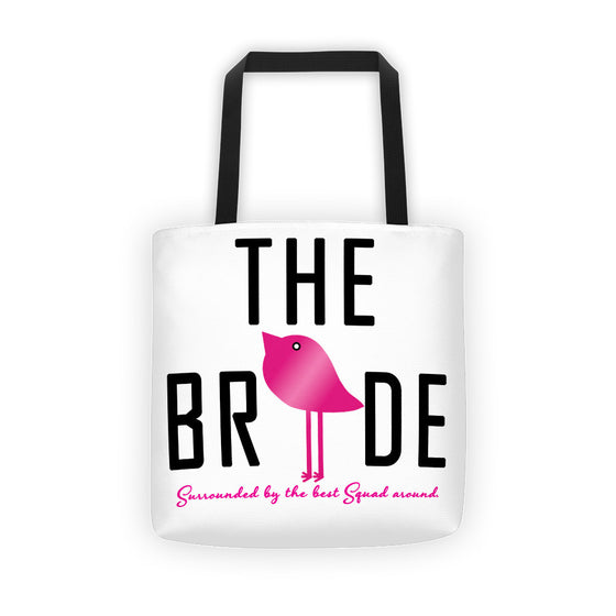 The Bride - Tote bag- By Bling Chicks - Bling Chicks Jewelry Accessories Gifts